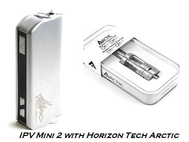 IPV Mini 2 with Horizon Tech Arctic