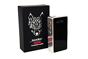 Snowwolf Temp Control 200W Box Mod