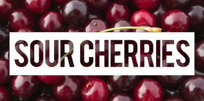 Sour cherry E-Liquid and Carts