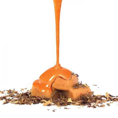 caramel coffee tobacco flavor at LakeshoreVapors.Com