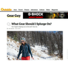 Outside Magazine: What Gear Should I Splurge On?