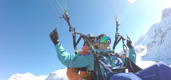 In the Wild: FITS Ambassador Amie Engerbretson Conquers the Alps