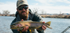 In the Wild: Winter Fly Fishing in Montana
