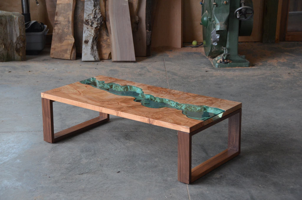 greg klassen's coffee table
