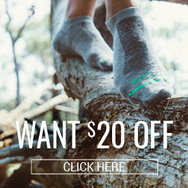 get $20 off fits socks