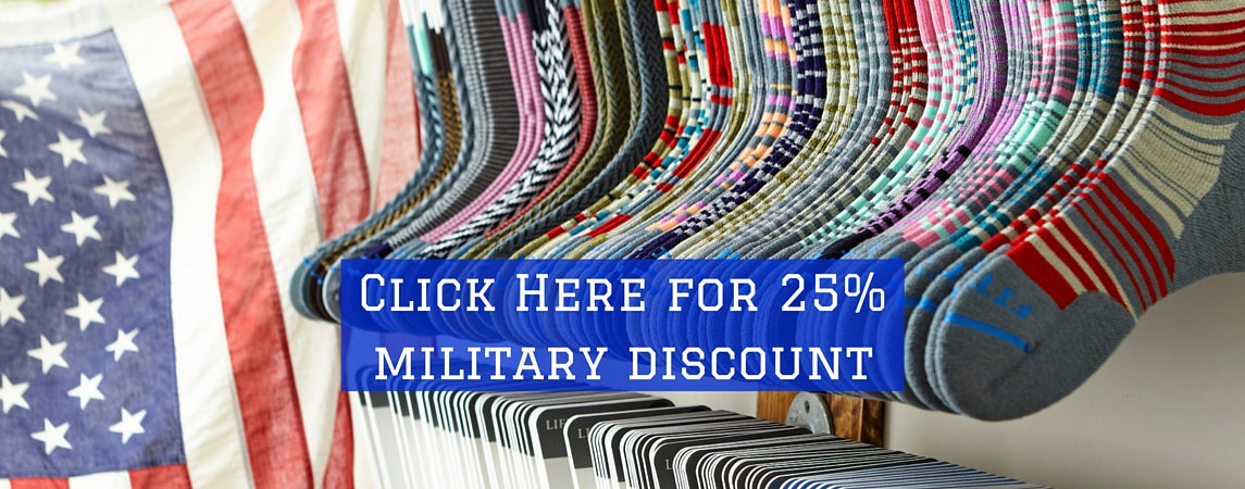 fits military discount