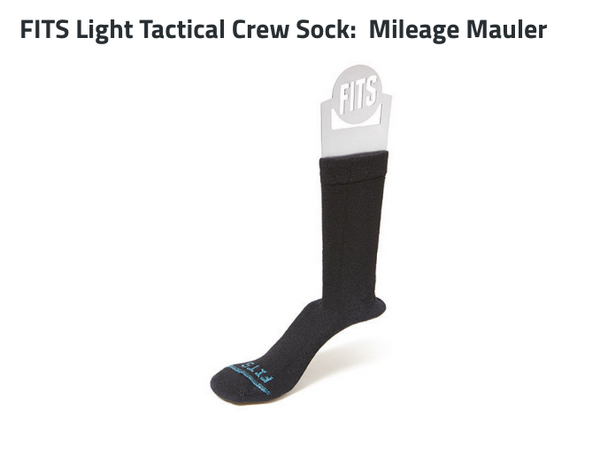 fits tactical sock featured in active junky