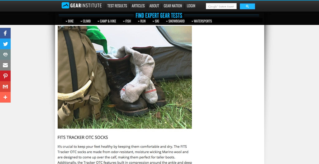 fits featured in gear institute gift guide for 2016 outdoorsman
