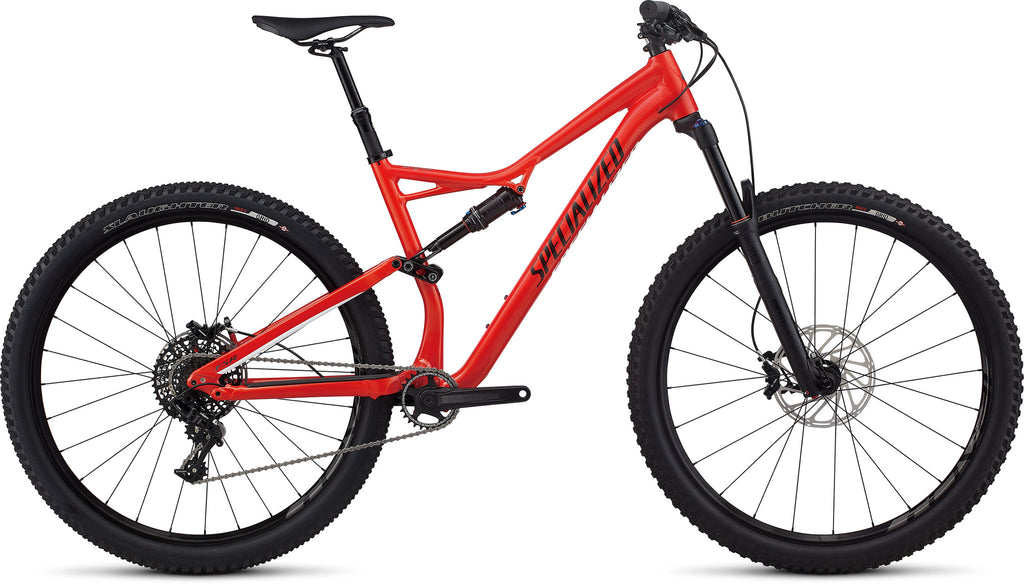 Specialized Stumpjumper FSR Comp 6Fattie Review