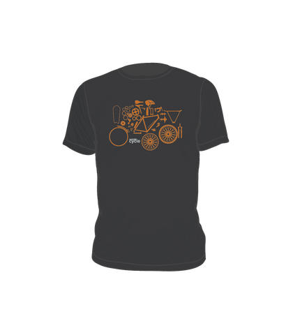 Centraal Cycle Parts T-shirt