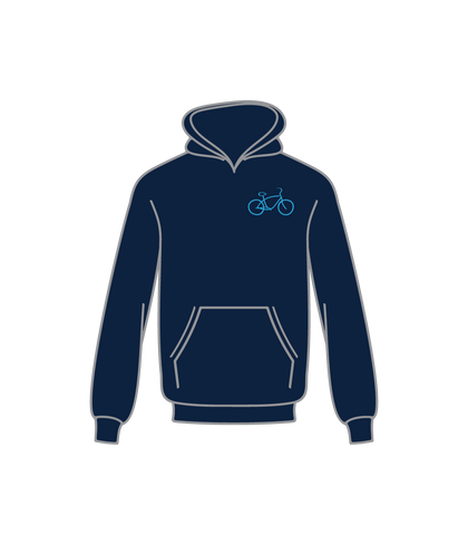 Centraal Cycle Topo Hoodie