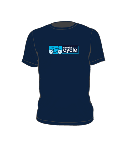 Centraal Cycle Logo Original T-Shirt
