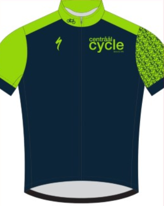 Centraal Cycle Woman's Road Jersey