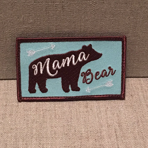 """Mama Bear"" Patch"