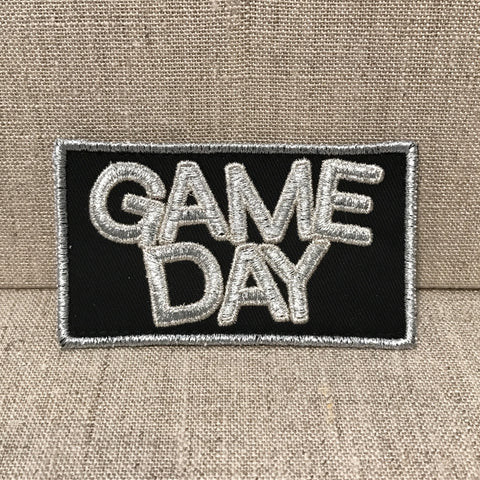 """Game Day"" Patch"