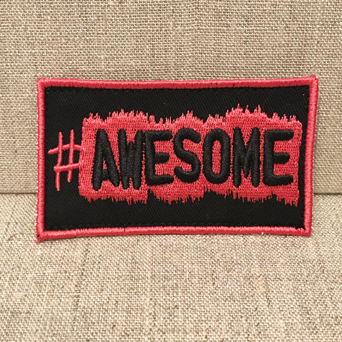 """ #Awesome"" Patch"