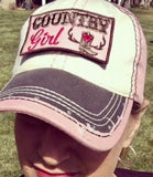 """Country Girl"" Patch"