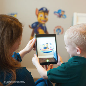 Paw Patrol Chase Augmented Reality Wall Decal