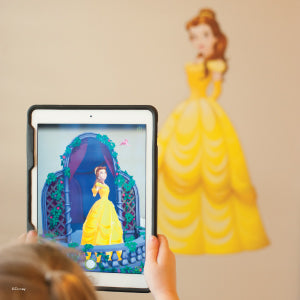 Belle Augmented Reality Decal