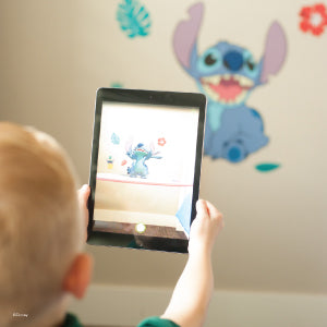 Stitch Augmented Reality Decal