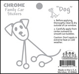 Dog - Chrome