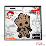 Groot Kawaii Sticker