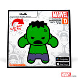 Hulk Kawaii Sticker