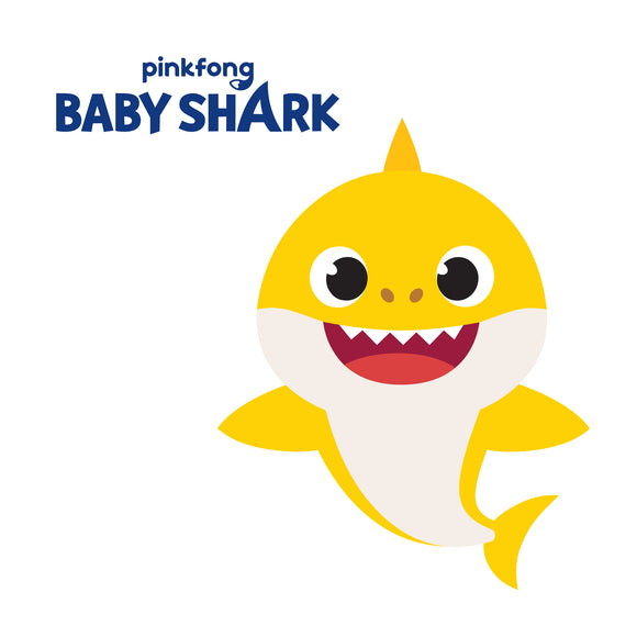 Baby Shark Wall Decal