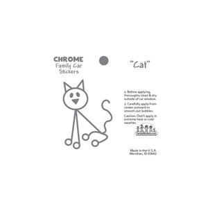 Cat - Chrome