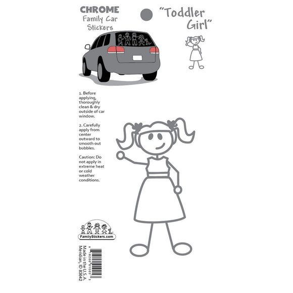 Toddler Girl - Chrome