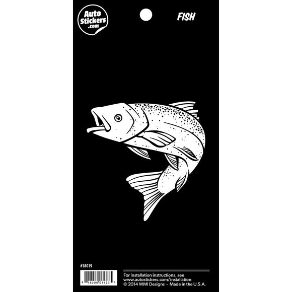 Fish Sticker - 4