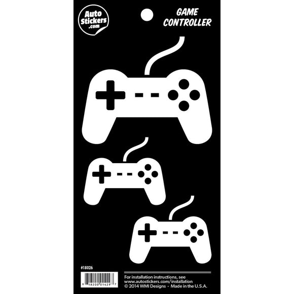 Game Controller Stickers - 4