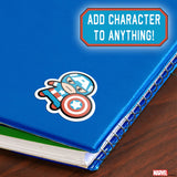 Marvel Avengers Kawaii Augmented Reality Decals