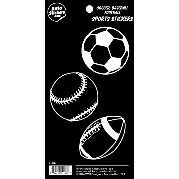 Sports Stickers - 4