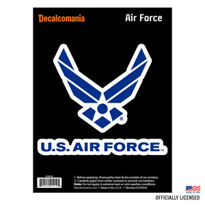 U.S. Air Force Logo Decal