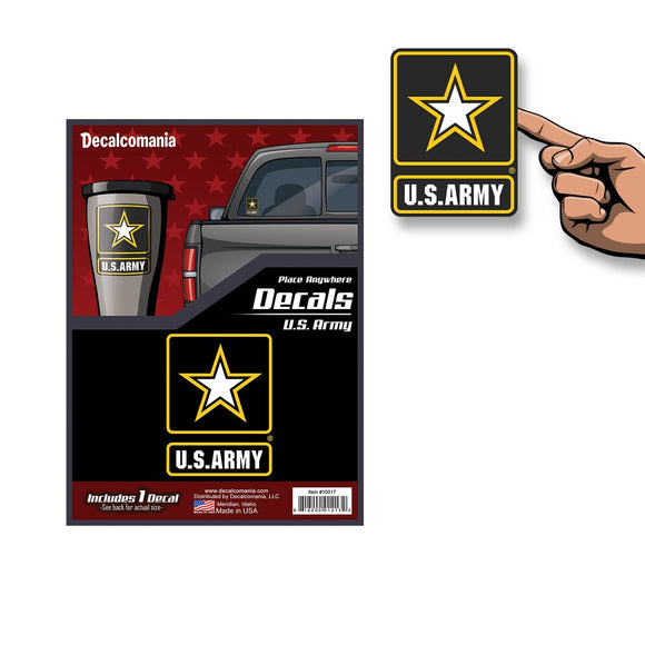 United States Army Logo Decal