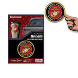 US Marine Corps Car Sticker