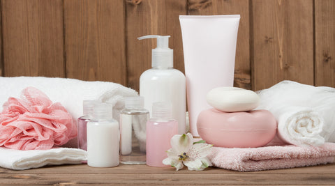 Spa-quality skin care products
