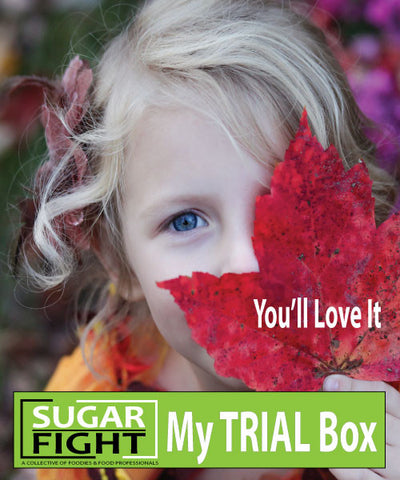 Trial box for all sugar free treats