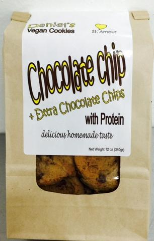 DANIEL'S VEGAN - Extra Chocolate Chip - with protein