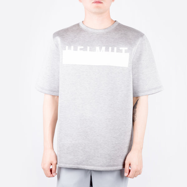 Sponge Fleece Logo T-Shirt