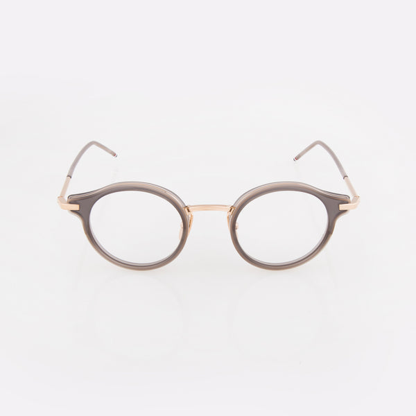 Grey & Silver Wire Optical Glasses