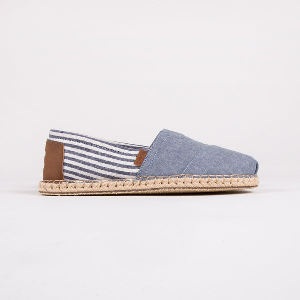 Men's Chambray Blanket Stitch Classics
