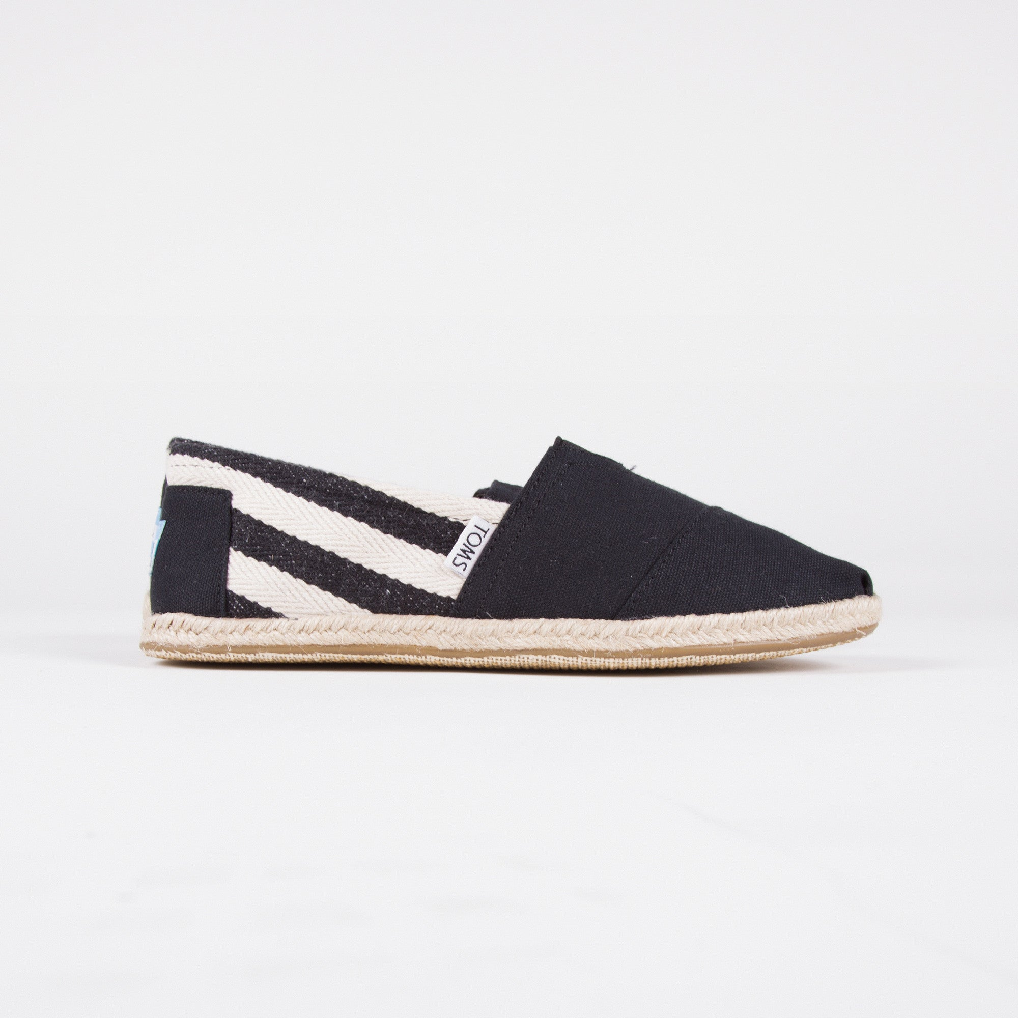 Men's Stripe University Canvas Classics