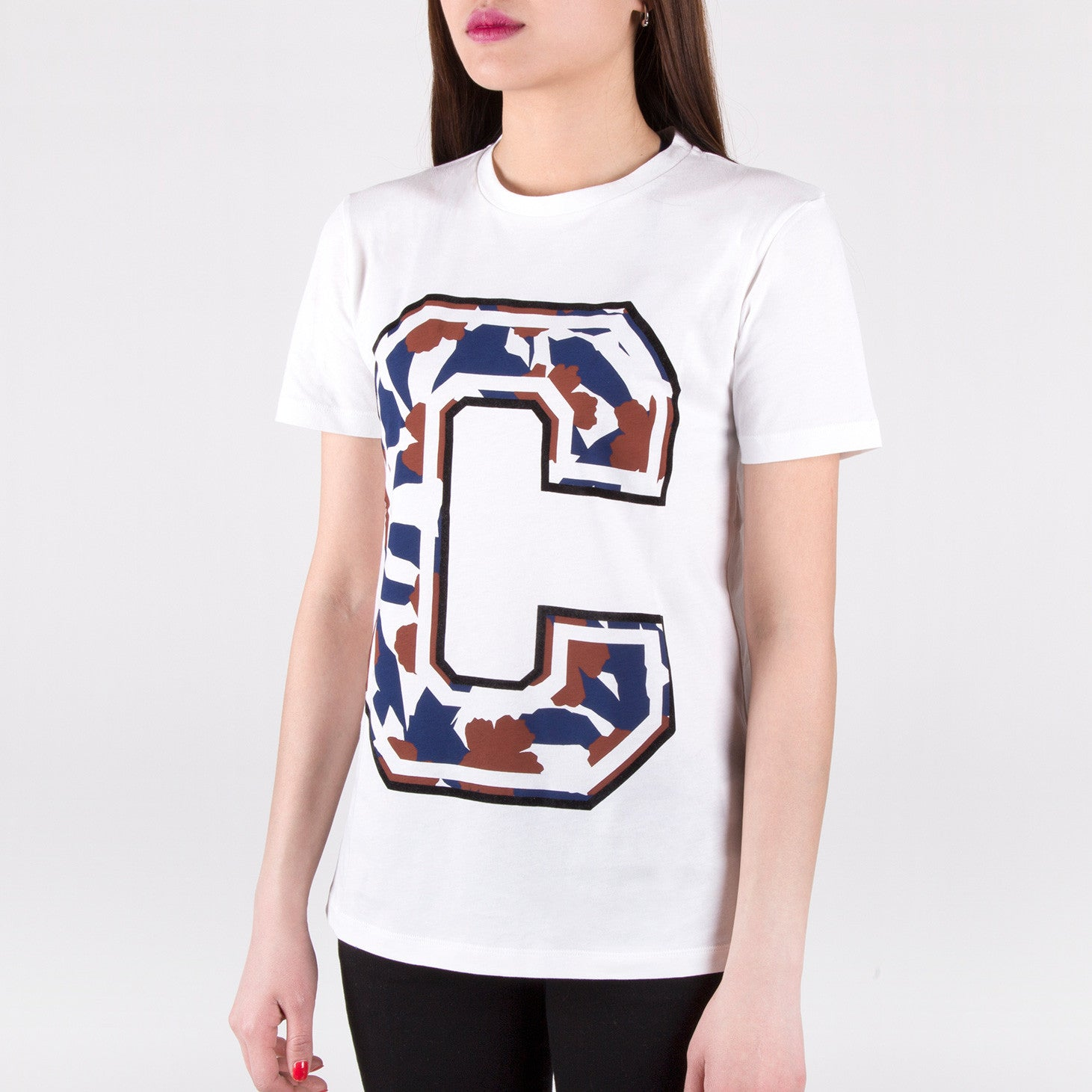 Women's Big C Floral T-Shirt