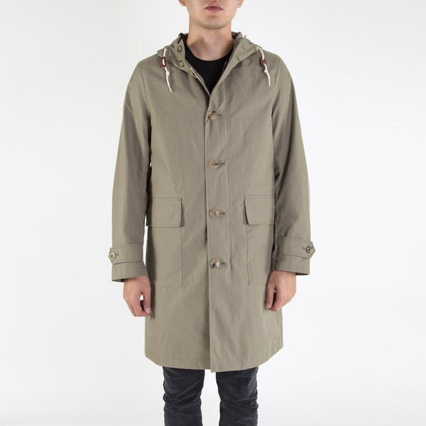 Men's Appin Ventile Hooded Rain Coat
