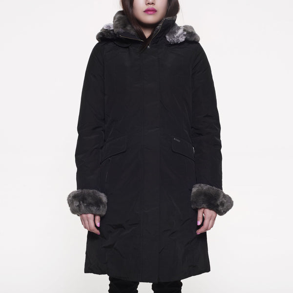 Woolrich Women's Long Arctic Parka Jacket
