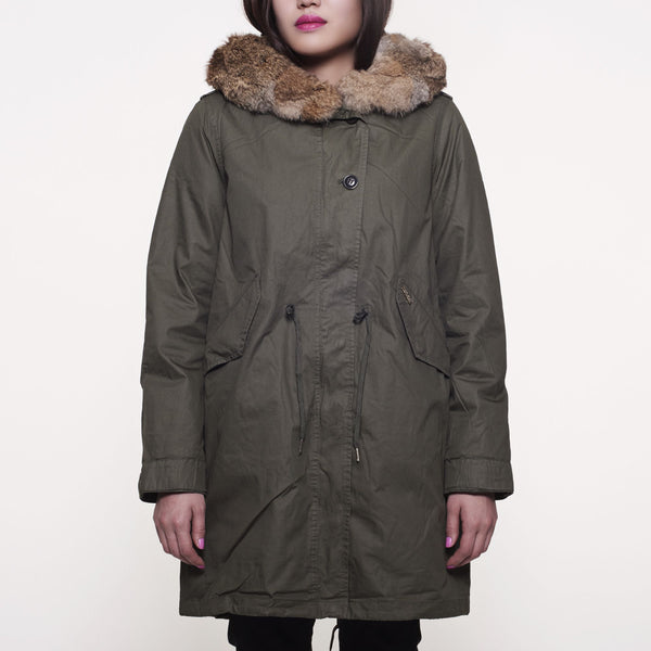 Woolrich Women's Literary Walk Eskimo Jacket