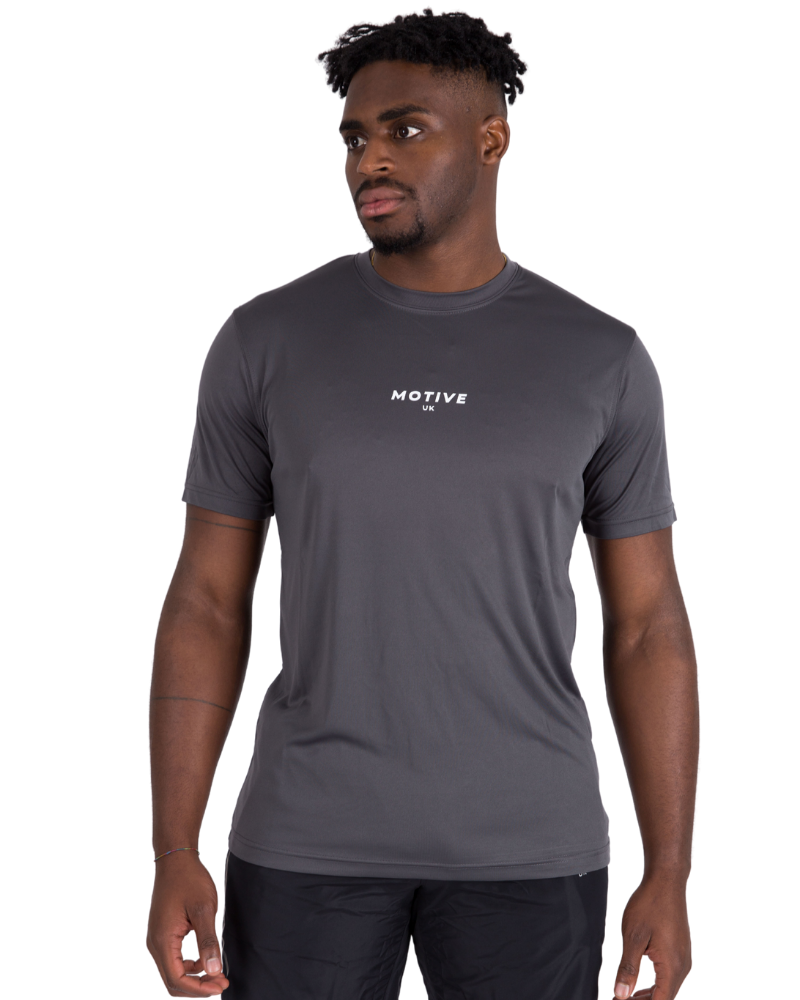 Active T-Shirt - Anthracite