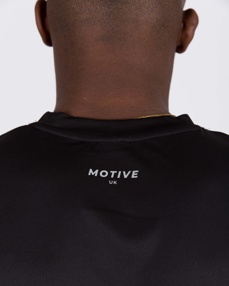 Active T-Shirt - Black